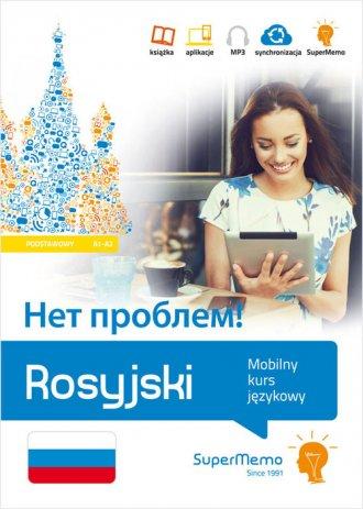 Rosyjski. Mobilny kurs językowy - okładka podręcznika