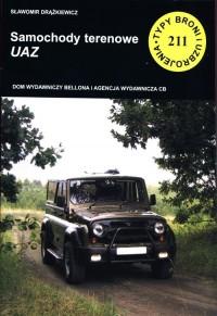 Samochody terenowe UAZ - Sławomir - okładka książki