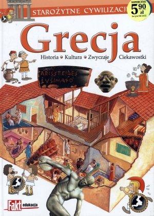 Starożytne cywilizacje. Grecja. - okładka książki