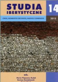Studia Iberystyczne 2015, nr 14. - okładka książki