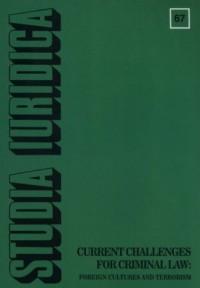 Studia Iuridica nr 67 - okładka książki
