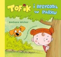 Tofik i przygoda w parku - okładka książki