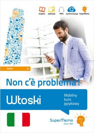 Włoski. Non c`e problema! Mobilny - okładka podręcznika
