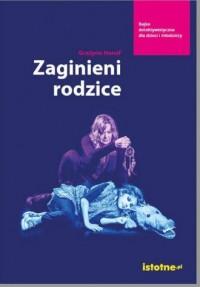 Zaginieni rodzice - okładka książki