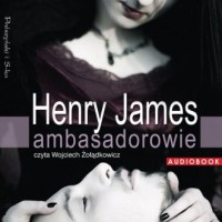 Ambasadorowie - Henry James - pudełko audiobooku