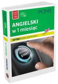 Angielski w 1 miesiąc szybki kurs - okładka podręcznika