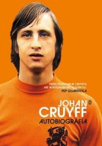Autobiografia - Johan Cruyff - okładka książki
