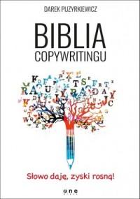 Biblia copywritingu - okładka książki