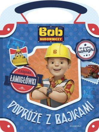 Bob Budowniczy. Podróże z bajkami - okładka książki