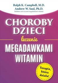 Choroby dzieci. Leczenie megadawkami witamin/ABA - okładka książki
