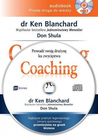 Coaching. Prowadź swoją drużynę - okładka płyty