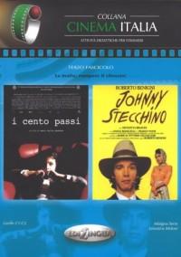 Collana Cinema Italia Cento passi-Johnny Stecchino - okładka podręcznika