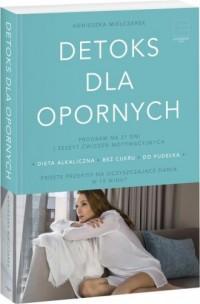 Detoks dla opornych - okładka książki