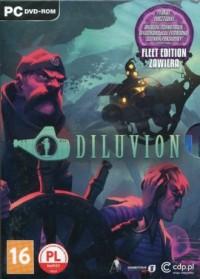 Diluvion - Wydawnictwo - pudełko programu