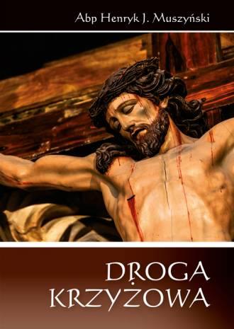 Droga Krzyżowa - okładka książki