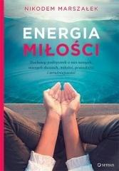 Energia Miłości.  Duchowy podręcznik - okładka książki