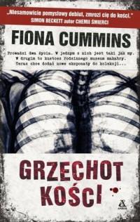Grzechot kości - okładka książki