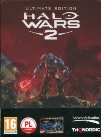 Halo Wars 2. Ultimate Edition - pudełko programu