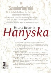 Hanyska - okładka książki