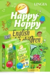Happy Hoppy. Pakiet edukacyjny - okładka podręcznika