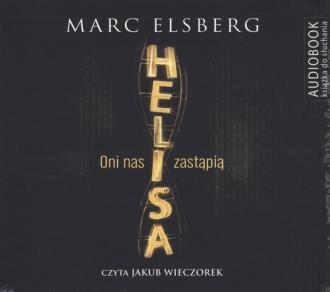 Helisa - pudełko audiobooku