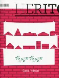 Herito 25. Śląski - okładka książki