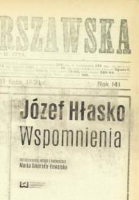 Józef Hłasko. Wspomnienia - Marta - okładka książki