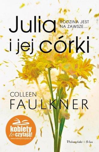 Julia i jej córki - okładka książki