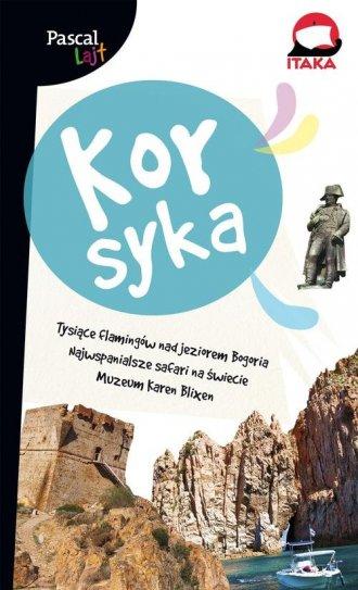 Korsyka - okładka książki