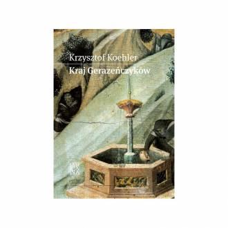 Kraj Gerazeńczyków - okładka książki