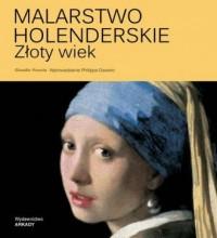 Malarstwo holenderskie. Złoty wiek - okładka książki
