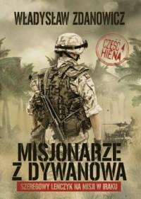 Misjonarze z Dywanowa cz. 4. Hiena - okładka książki