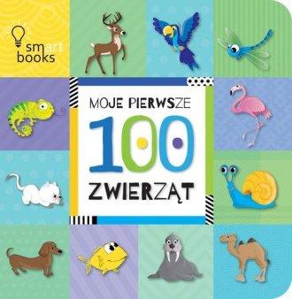 Moje pierwsze 100 zwierząt - pudełko audiobooku