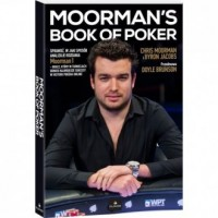 Moormans Book of Poker - okładka książki