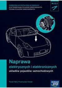 Naprawa elektrycznych i elektronicznych - okładka podręcznika