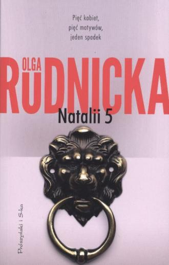 Natalii 5 - okładka książki