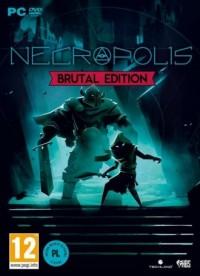 Necropolis Brutal Edition. Necropolis - pudełko programu