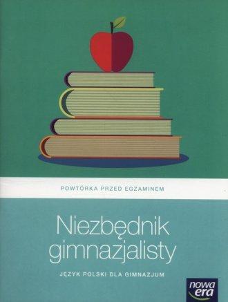Niezbędnik gimnazjalisty Język - okładka podręcznika