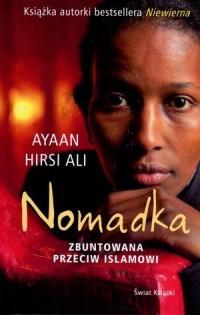 Nomadka - okładka książki