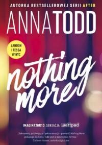 Nothing More - okładka książki
