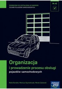 Organizacja i prowadzenie procesu - okładka podręcznika