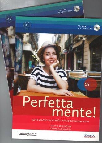 Perfettamente e piu! 1A/1B podręcznik - okładka podręcznika
