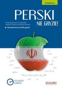 Perski nie gryzie - okładka książki