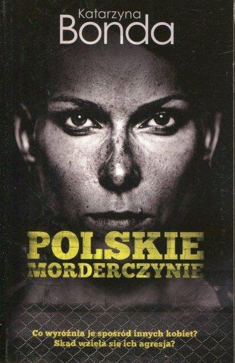 Polskie morderczynie - okładka książki