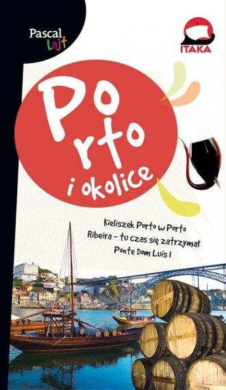 Porto i okolice - okładka książki