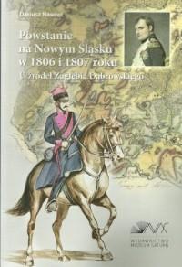 Powstanie na Nowym Śląsku w 1806 - okładka książki