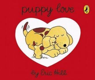 Puppy Love - okładka książki