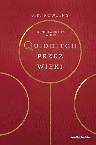 Quidditch przez wieki - okładka książki