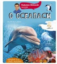 Radosław Żbikowski opowiada o oceanach - okładka książki