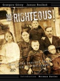 Righteous. How Poles rescued Jews - okładka książki